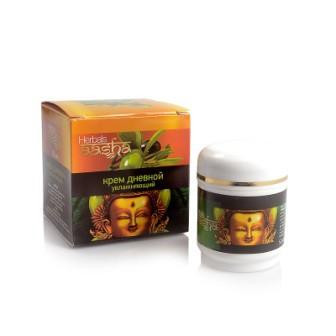 Крем дневной увлажняющий  Aasha Herbals 50 г