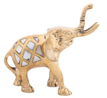 Слон с перламутром
