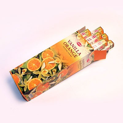 VANILLA ORANGE (Ваниль-апельсин) HEM
