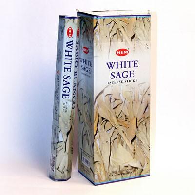 WHITE SAGE (Белый шалфей) HEM