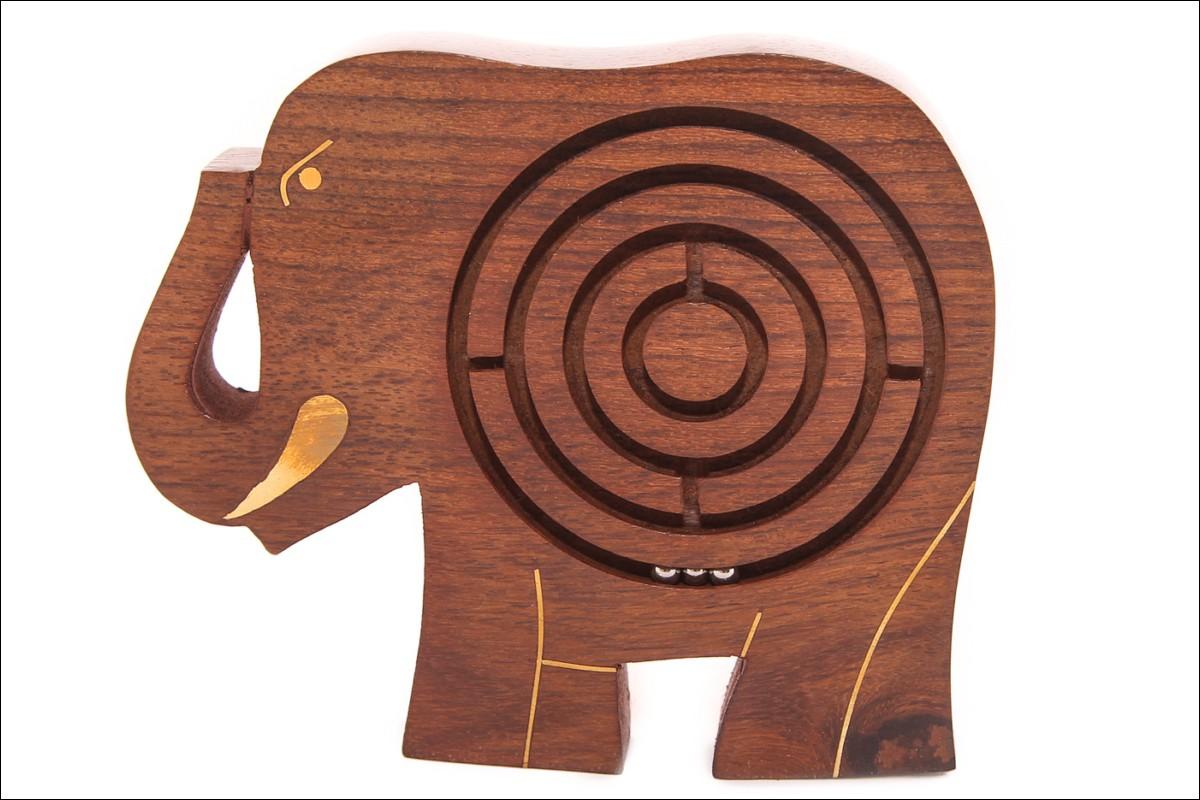 Лабиринт Слон