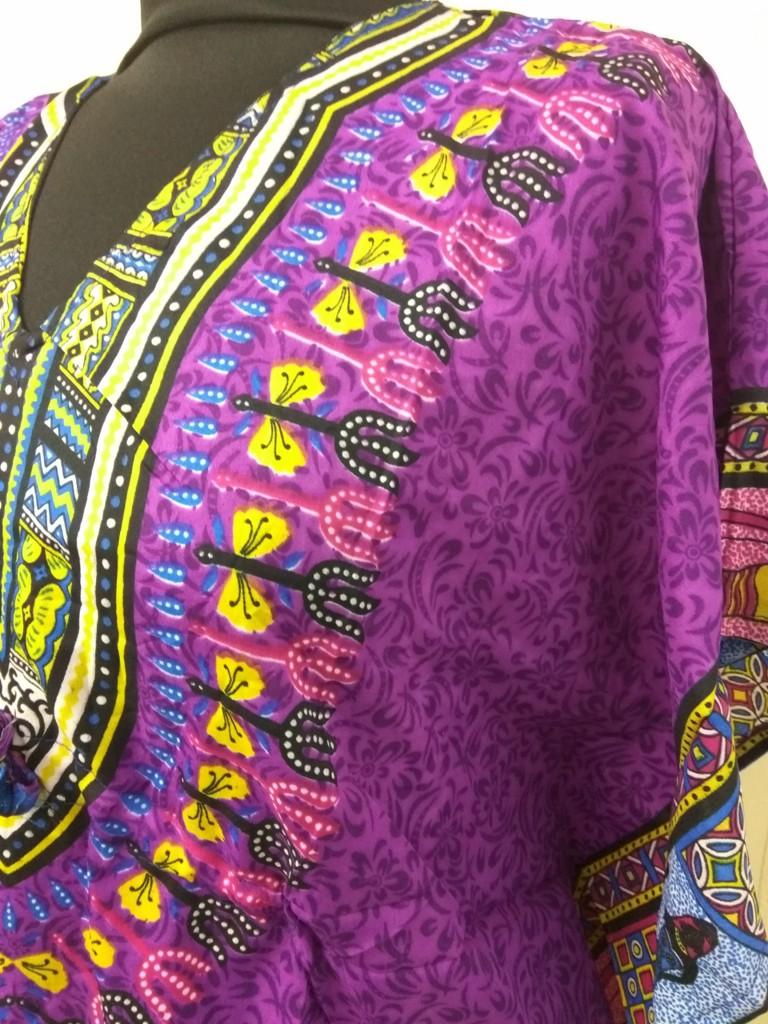 Туника фиолет
