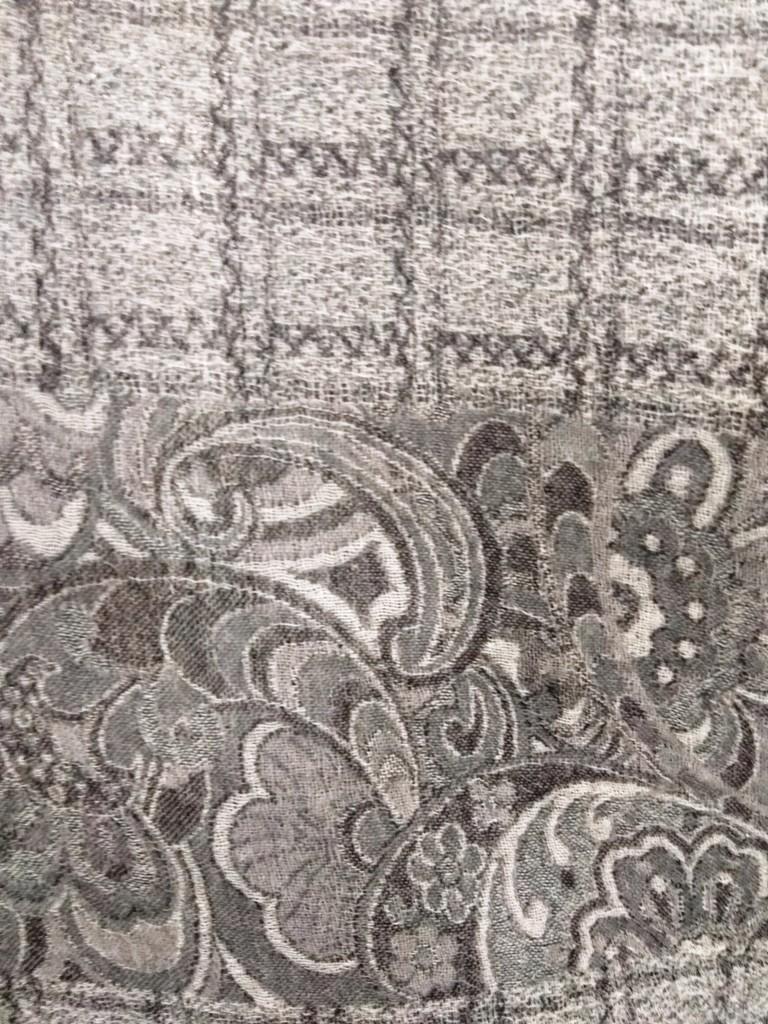 Палантин шерсть  0731/119