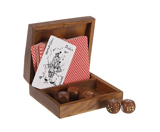 Шкатулка для карт 2132
