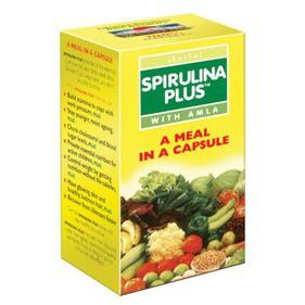Спирулина плюс  (60 кап.)