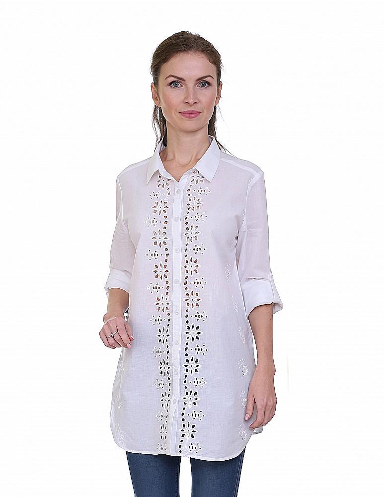 Блуза-рубашка 146