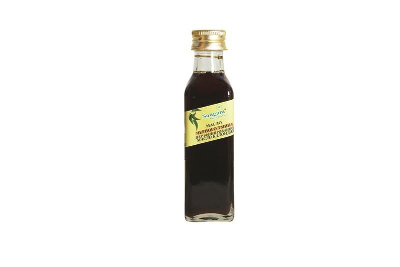 Масло черного тмина Sangam Herbals (100мл)
