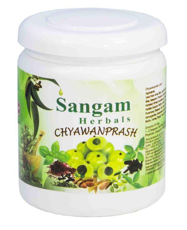 Чаванпраш Sangam Herbals (500г)