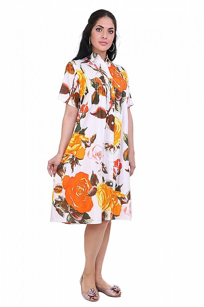 Платье-халат 090/2
