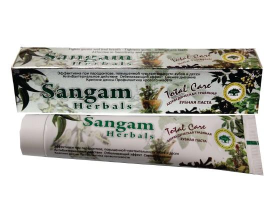 Зубная паста Sangam, 25г